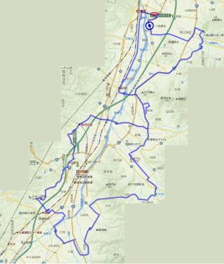 グルメライド65kmコース.JPG